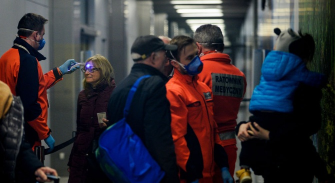 Норвегия: Имаме първи случай на коронавирус