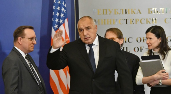 Борисов ще отговаря в Парламента по въпроси за тол системата