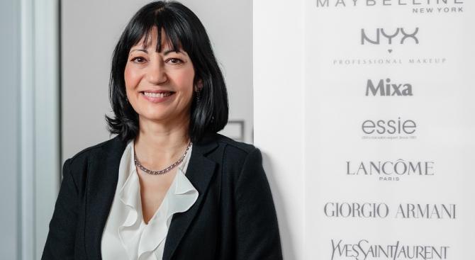 L'OREAL има нов Генерален директор за район Адриатика - Балкани