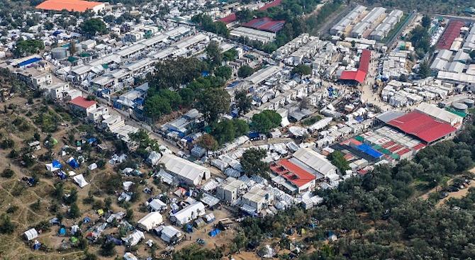Нови сблъсъци с полицията на островите Лесбос и Хиос