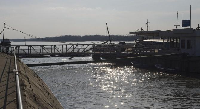 Нивото на Дунав се понижи
