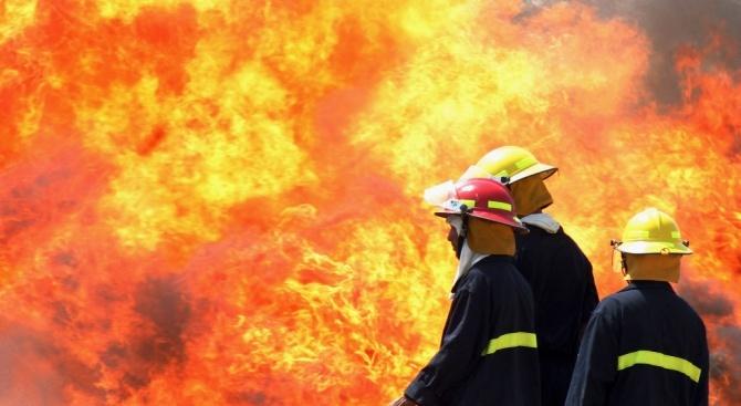 Мъж загина при пожар във Войводово