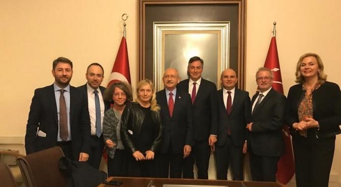 Евродепутатът Илхан Кючюк част от официална делегация на Европейския парламент в Анкара