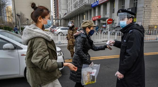 В Южна Корея броят на заразените с коронавирус рязко расте