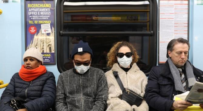 Юристи: Носенето на маски срещу грип в Белгия не е законно