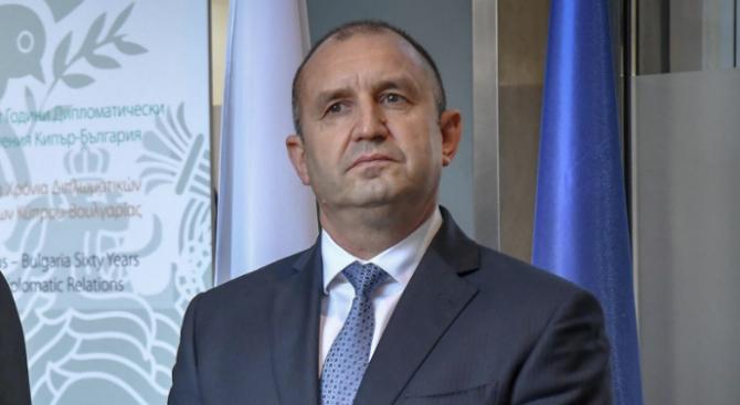 Румен Радев ще участва в церемонията по връчването на Годишните награди за отговорен бизнес