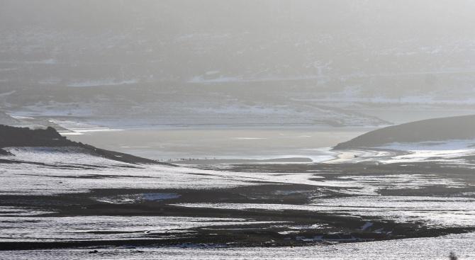 Реките край Перник се пълнят