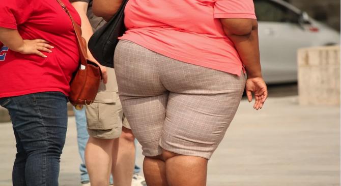 За 50 години броят на затлъстелите американци се е увеличил 10 пъти