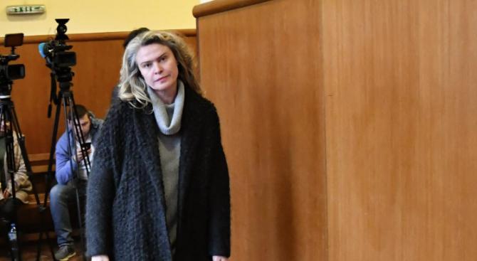 Върнаха жената на Божков в ареста
