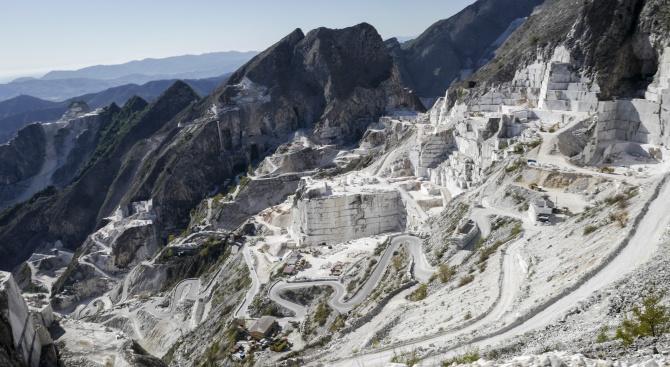 """Спират концесиите за добив на мрамори от находища """"Белащица-участък """"Юг"""" и """"Белащица"""""""