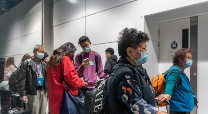 Иран забрани влизането на китайски граждани в страната