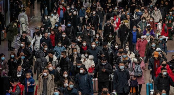 СЗО: Огнищата на новия коронавирус имат потенциала да прераснат в пандемия