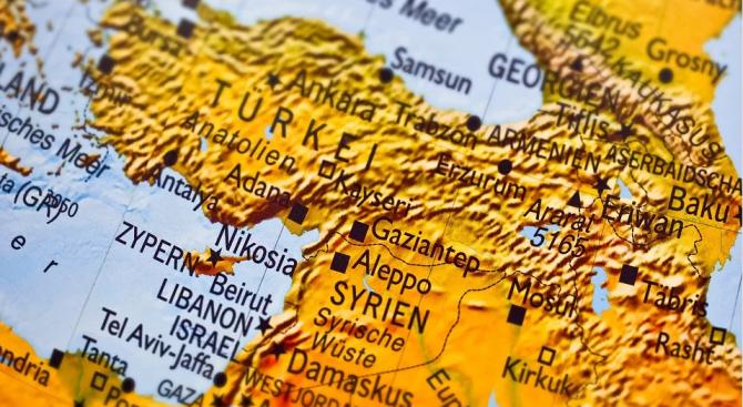 Израелски дрон уби един човек в Южна Сирия