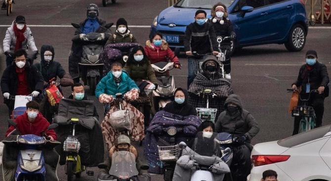 По-малко нови случаи на коронавирус в Китай, първи заразени в Нидерландия и Литва