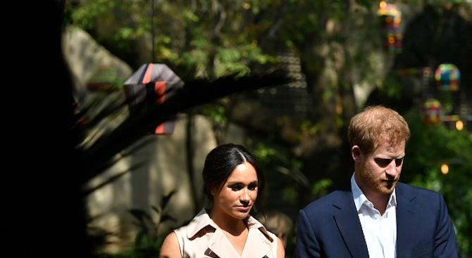 Канада спира да плаща за охраната на принц Хари и семейството му