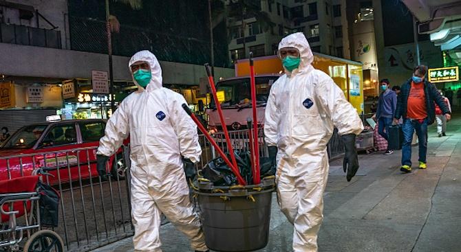 Мерките за сигурност в Китай заради коронавируса продължават да са