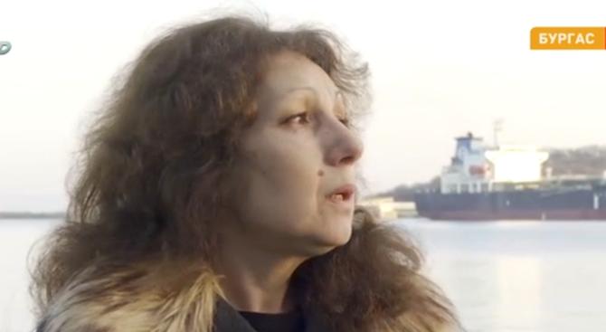 Няма случай на заболял от екипажа на танкера, поставен под карантина край Бургас