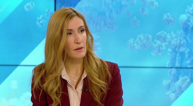 Ангелкова: Не трябва да се изпада в психоза заради коронавируса