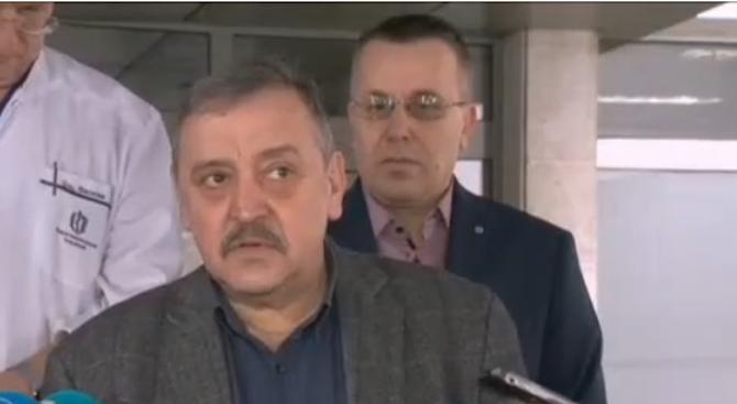 Тодор Кантарджиев: Не се прикриват положителни проби за коронавирус в страната