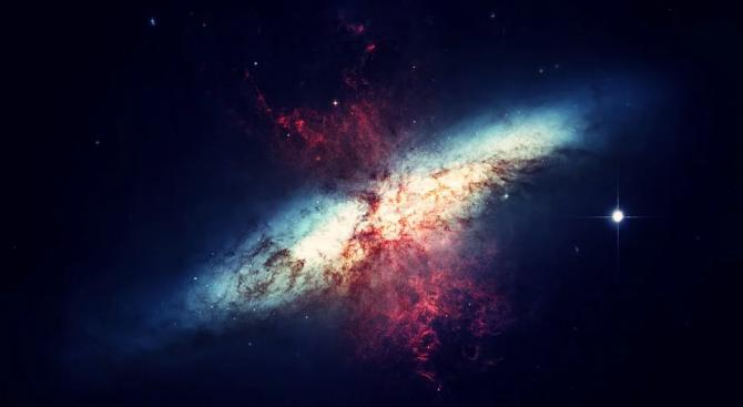 Астрономи наблюдаваха най-мощната експлозия във вселената