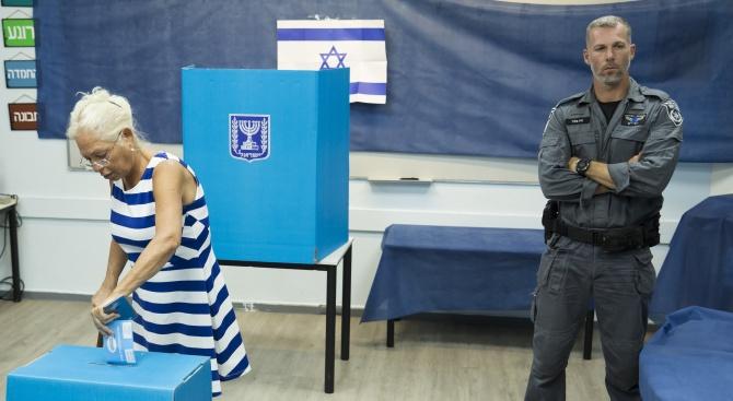 Израел остава без правителство пак?