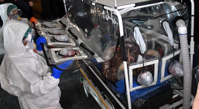 17 души в Сливен са под наблюдение за симптоми на коронавирус