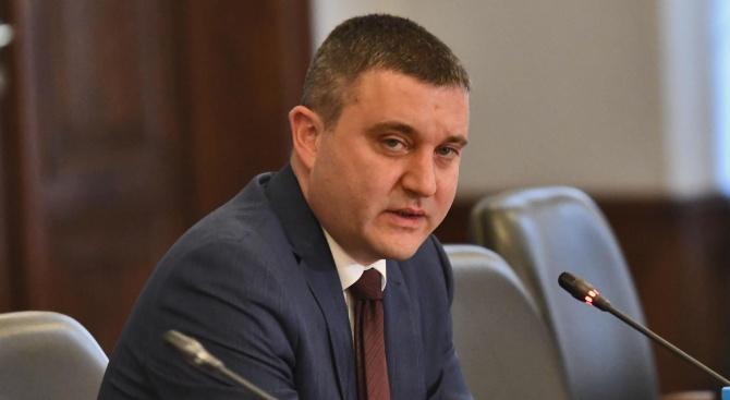 Горанов: Правителството не манипулира данните за икономическия ръст