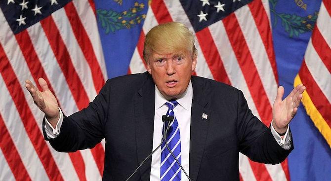 Тръмп разкри как се пази от коронавируса