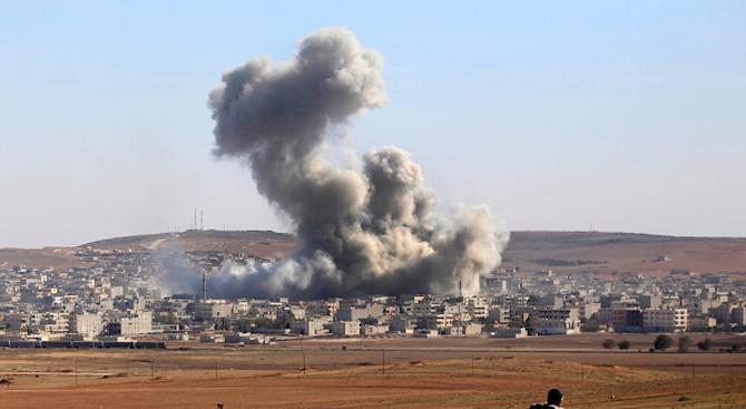 Сирия опроверга твърдението на Ердоган, че турската армия е унищожила сирийски складове за химически оръжия