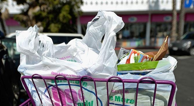 Ню Йорк се отказа от найлоновите торбички