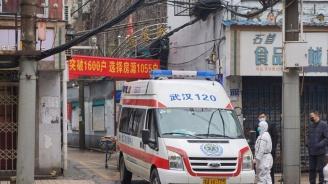 Броят на починалите от коронавируса в Китай достигна 2592 души