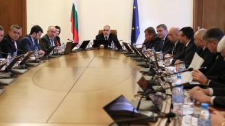 Започна извънредното заседание на Съвета по сигурността
