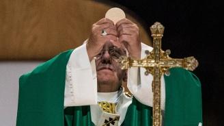 Папа Франциск е болен