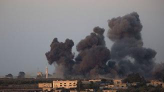 33-ма турски войници убити при въздушни удари в Сирия