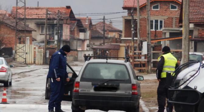 Спецакция на пътя в София, Стара Загора и Сливен