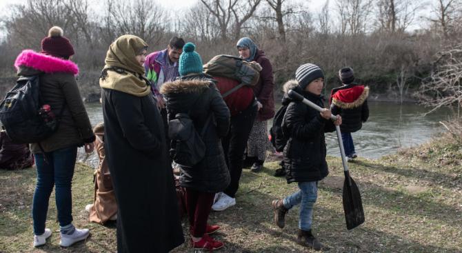 Берлин: ЕС очаква Турция да спазва споразумението за мигрантите