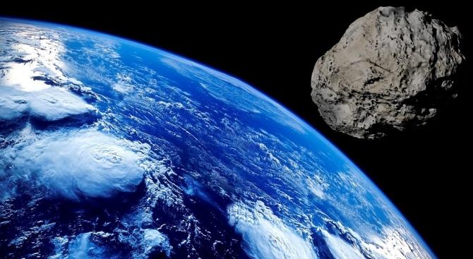 Учени откриха извънземен протеин в метеорит
