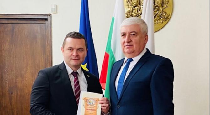 Кметът на Гюргево поздрави Русе за Трети март