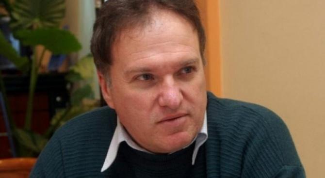 Арабистът проф. Владимир Чуков, университетски преподавател и учен в областта