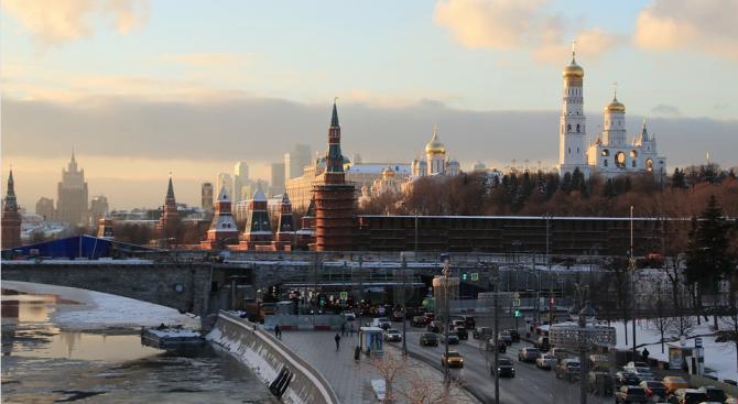 Тази зима е била най-топлата в Русия , откакто се водят наблюдения