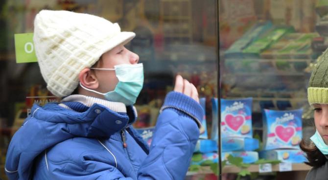 От днес до 11 март (включително) грипна епидемия е обявена