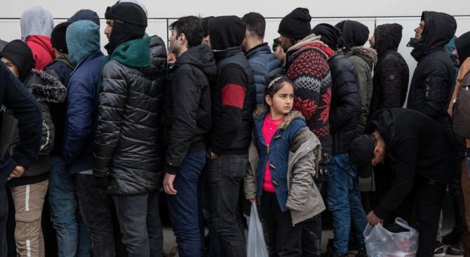 101 са настанените в центъра в Босилеград бежанци, коментираха местните