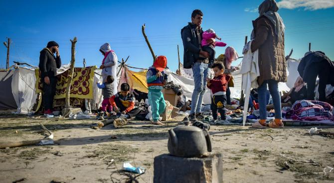 Турция с обвинения към ЕС заради мигрантите