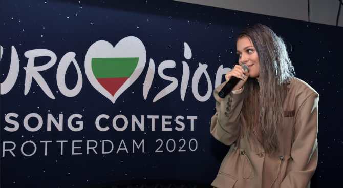 Чуйте песента, с която ще се представим на Евровизия