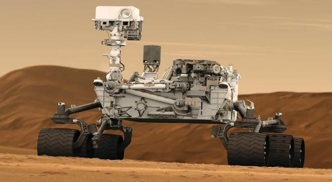 Астробиолози откриха признаци за живот на Марс в миналото