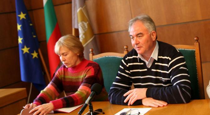 Кметът на Плевен с изявление заради коронавируса в града