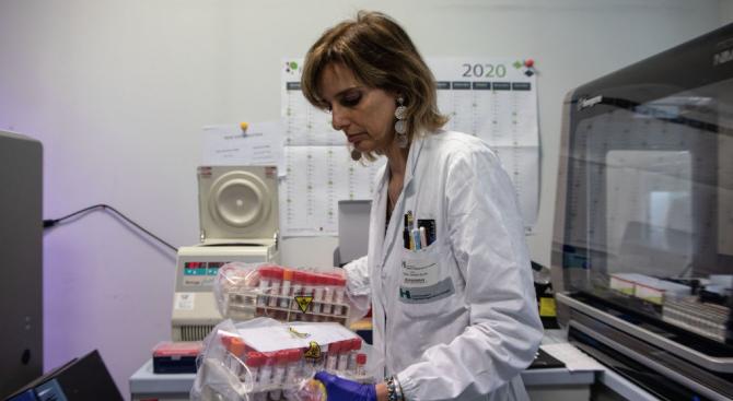 Лондон отчете най-големия скок на броя на заразените с коронавирус за едно денонощие