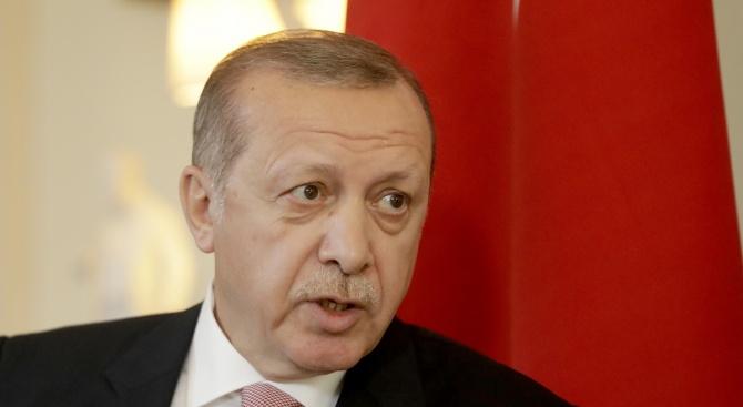 Турция поиска съюзниците да участват в защитата на югоизточната граница на НАТО