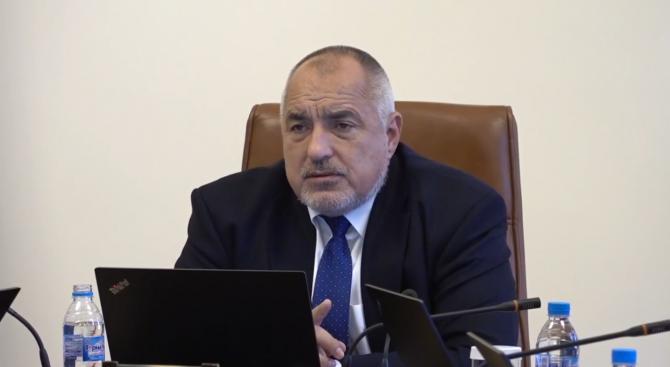 """Борисов даде задача на Банов: Събираш ги и им казваш """"Аз искам да има театри"""""""