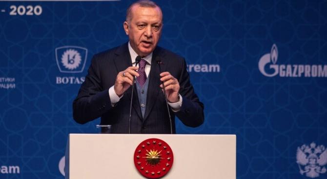 Реджеп Ердоган ще приеме в Истанбул на 17 март лидерите на Франция, Германия и евентуално Великобритания